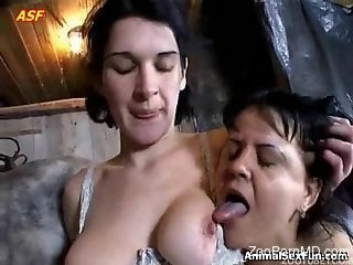 Lesbians animal porn
